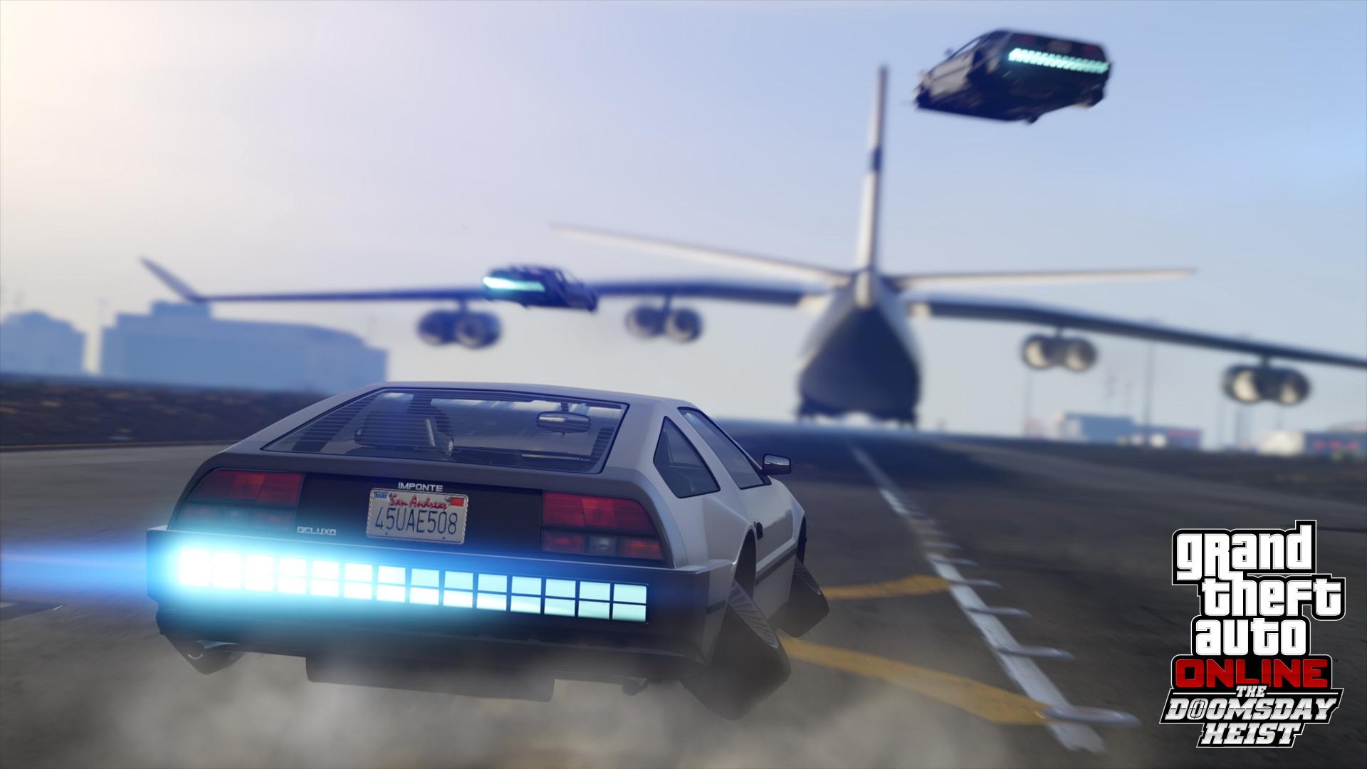 GTA5原版插图