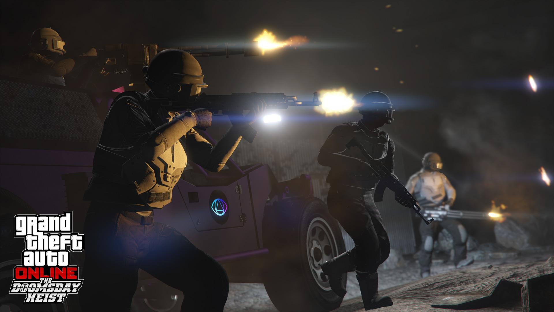 GTA5原版插图1