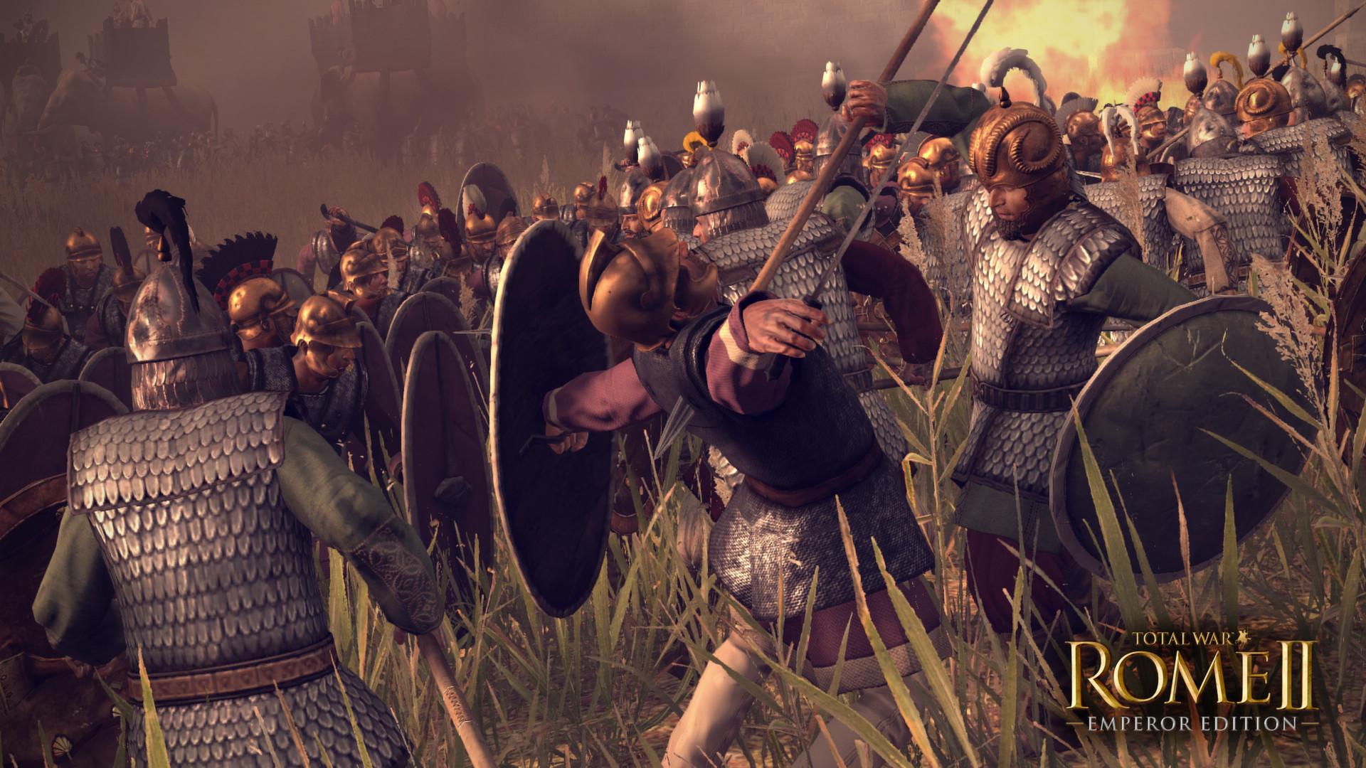 罗马2:全面战争帝皇版插图
