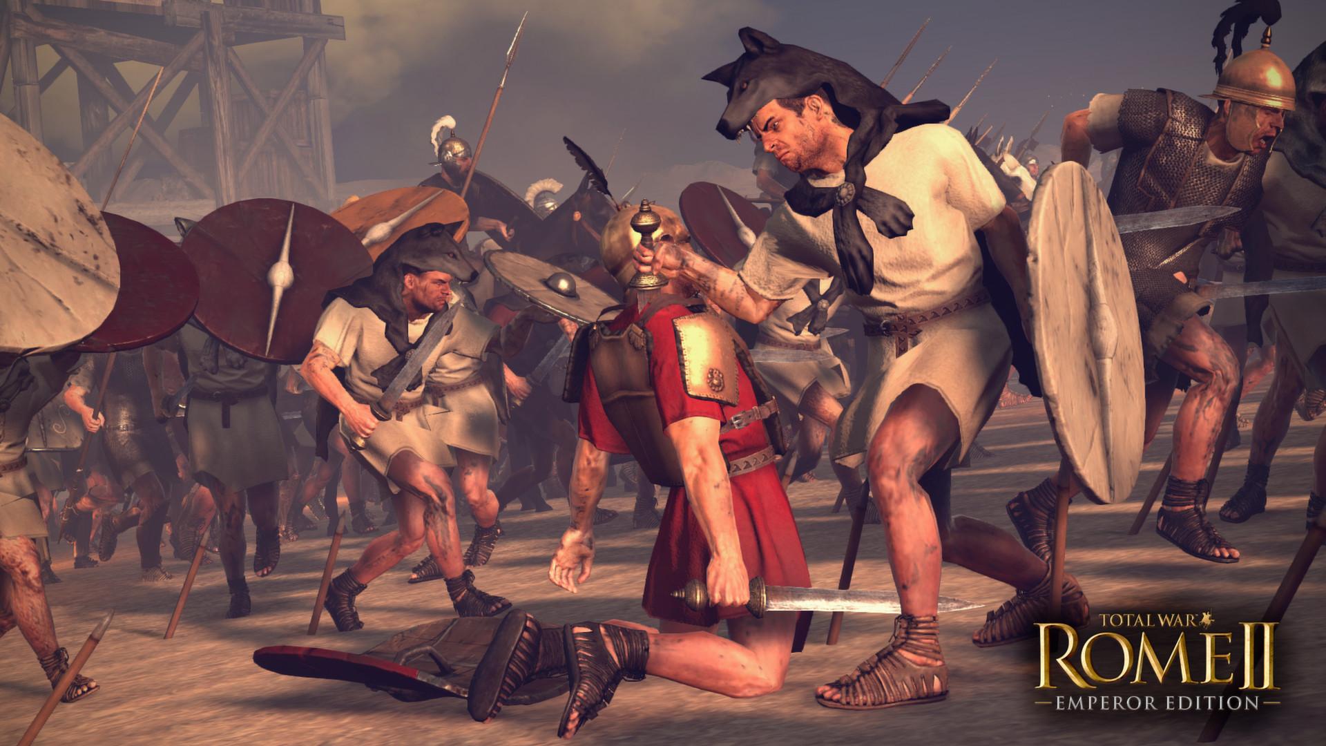 罗马2:全面战争帝皇版插图1