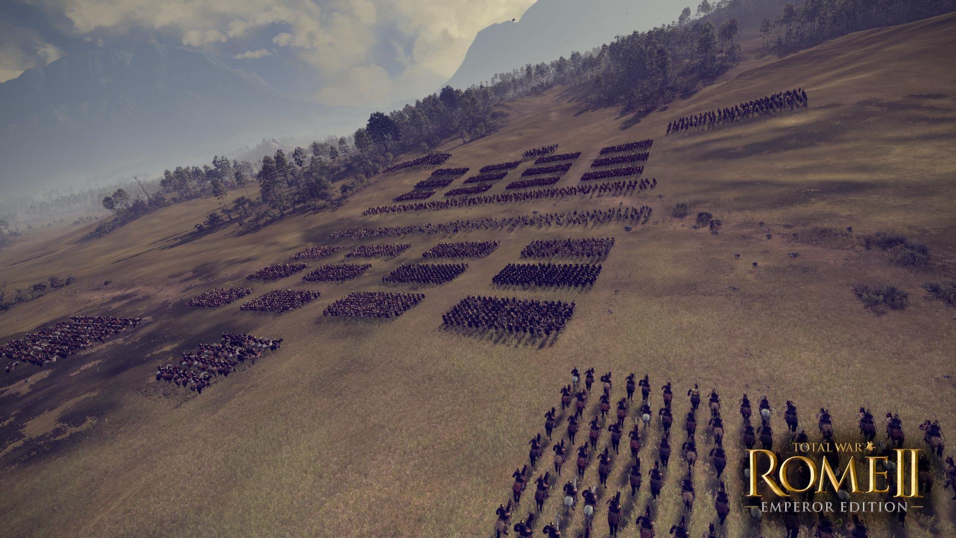 罗马2:全面战争帝皇版插图2
