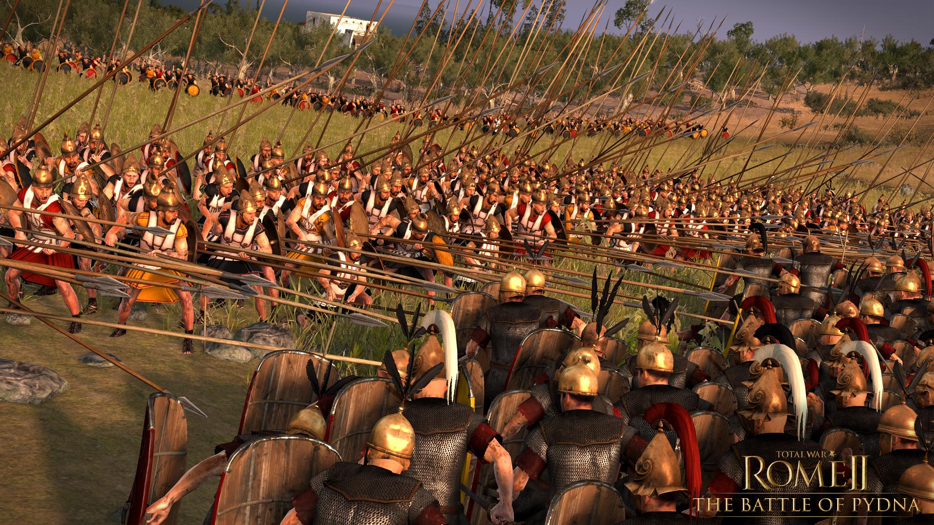 罗马2:全面战争帝皇版插图3
