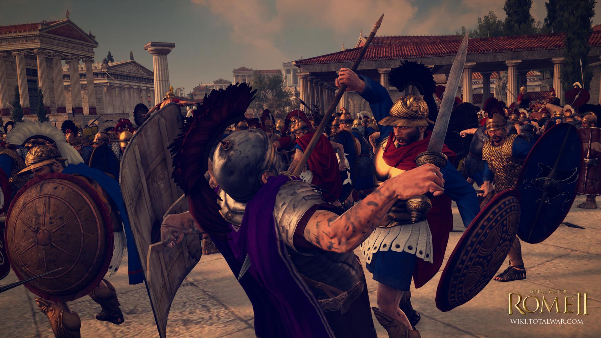罗马2:全面战争帝皇版插图5