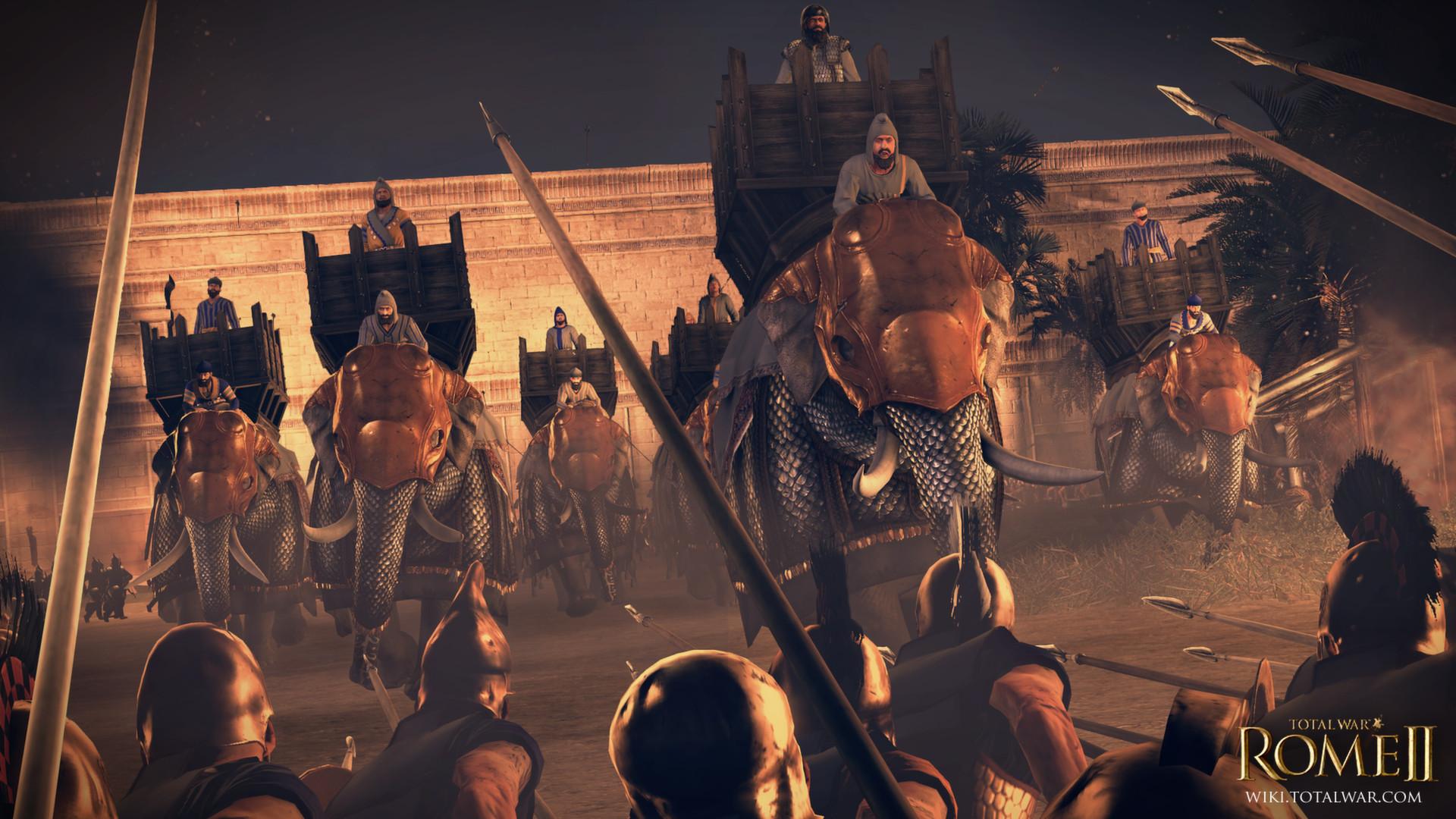 罗马2:全面战争帝皇版插图6