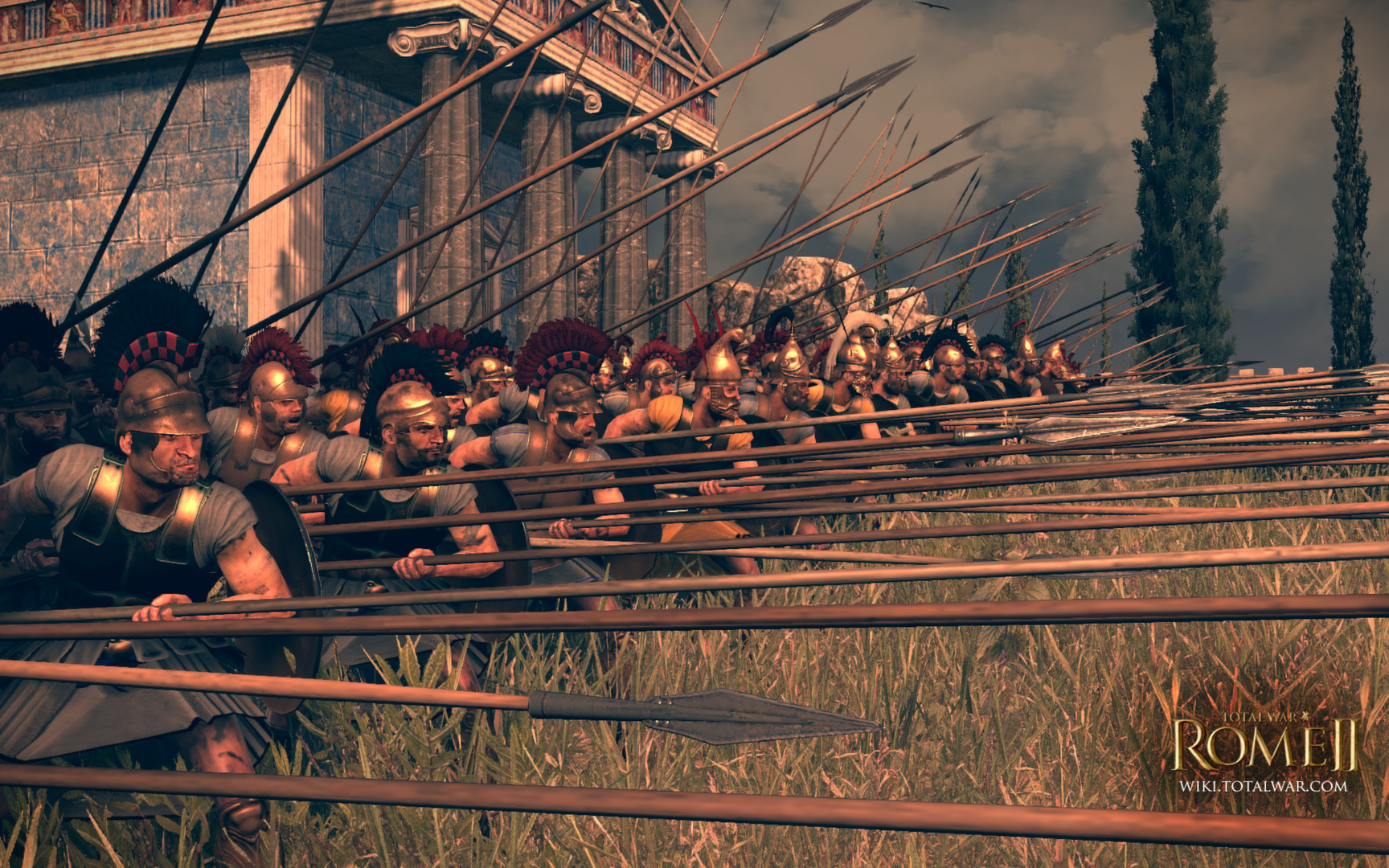 罗马2:全面战争帝皇版插图7