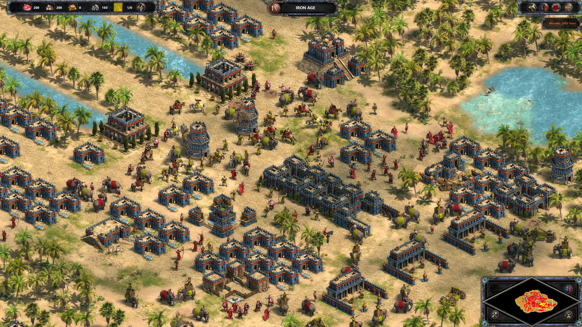 帝国时代:终极版插图