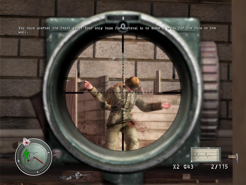 狙击精英1插图5