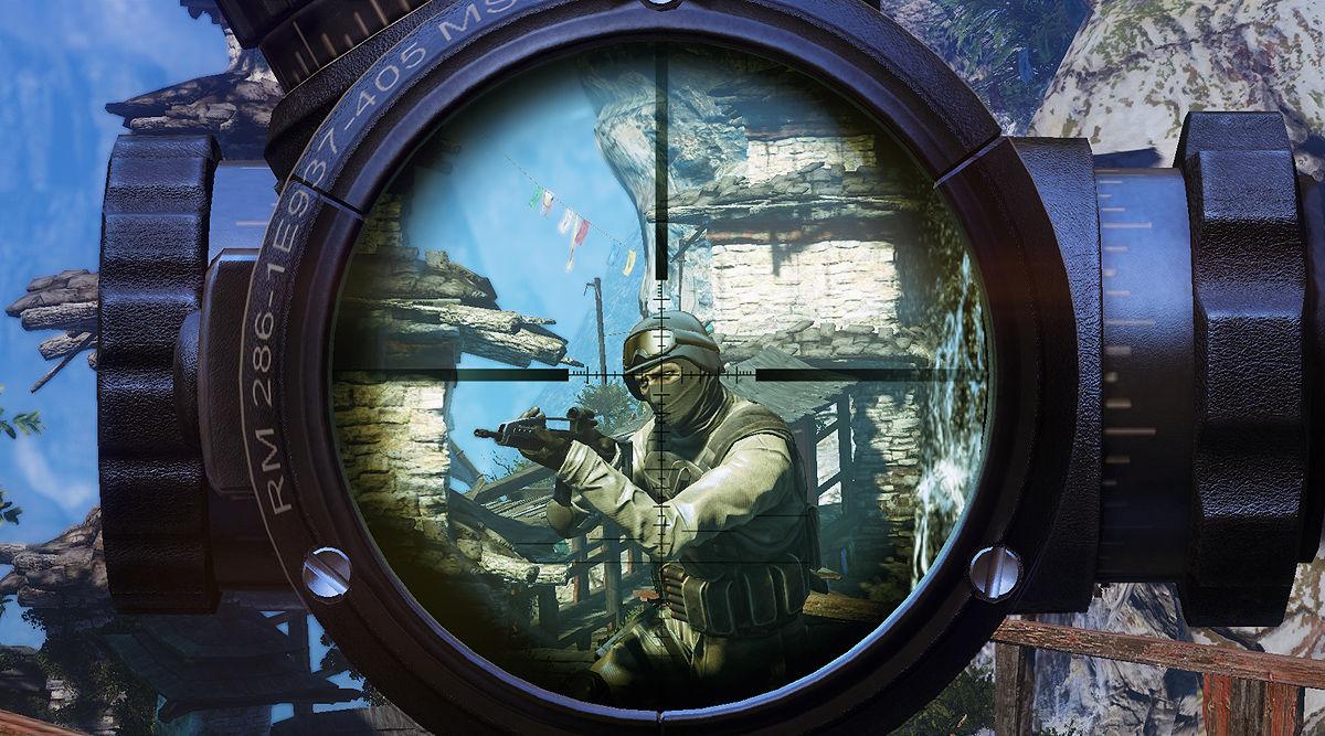 狙击手:幽灵战士2插图3