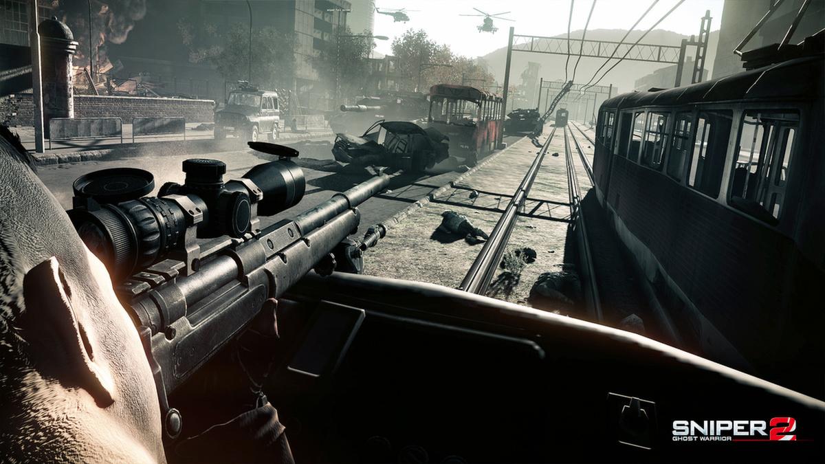 狙击手:幽灵战士2插图4