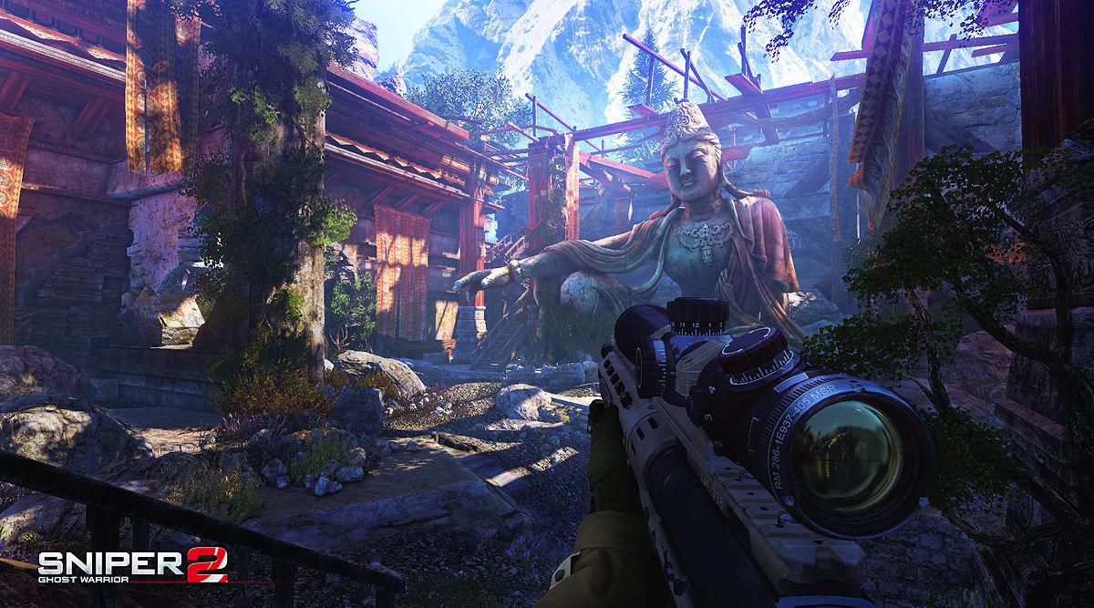 狙击手:幽灵战士2插图5