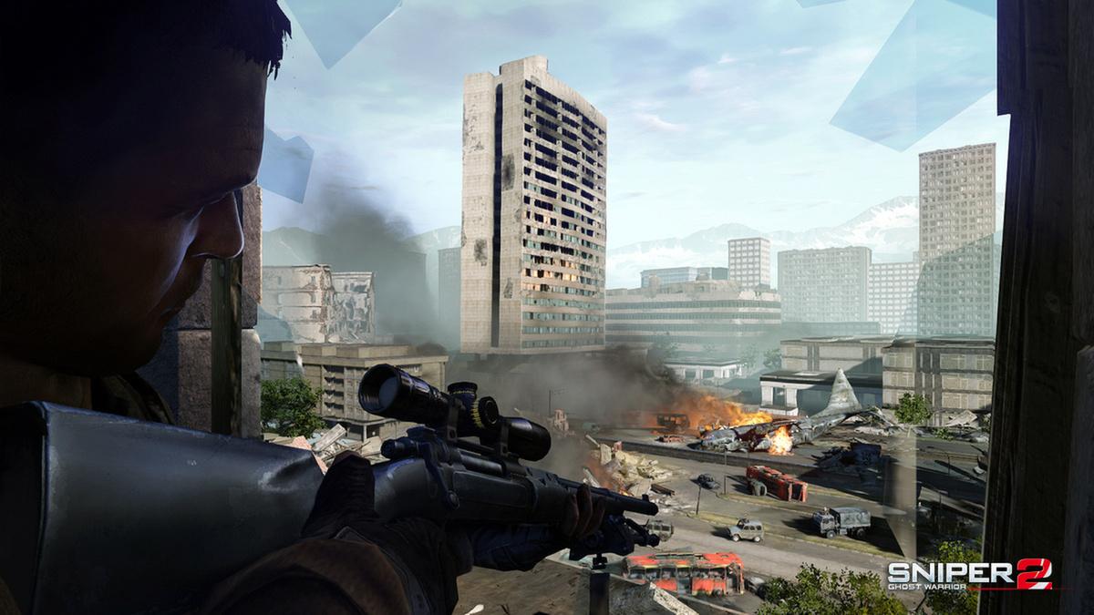 狙击手:幽灵战士2插图8