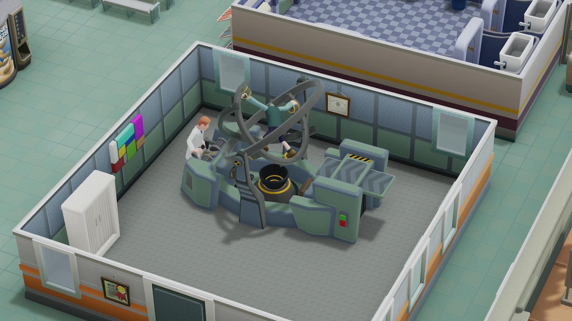 双点医院插图3