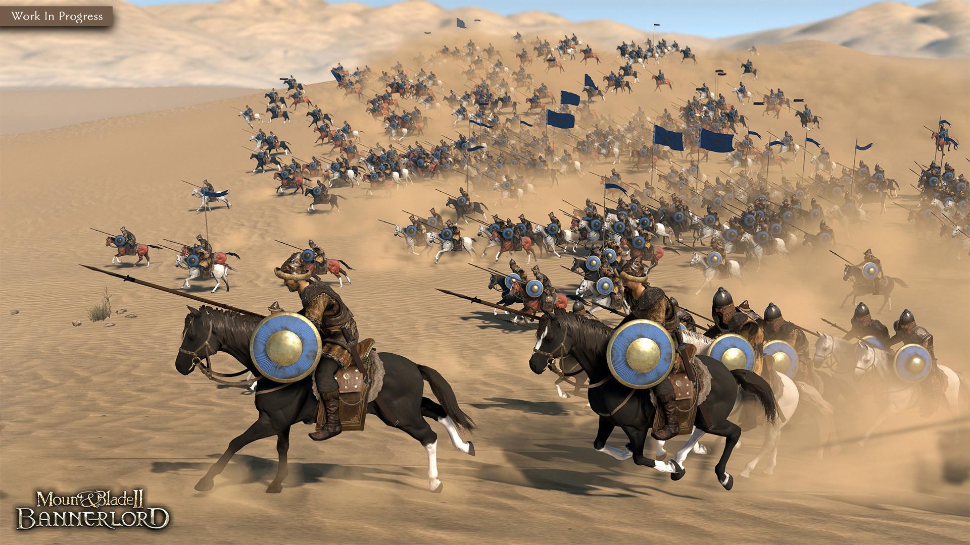 骑马与砍杀2:霸主1.55版插图