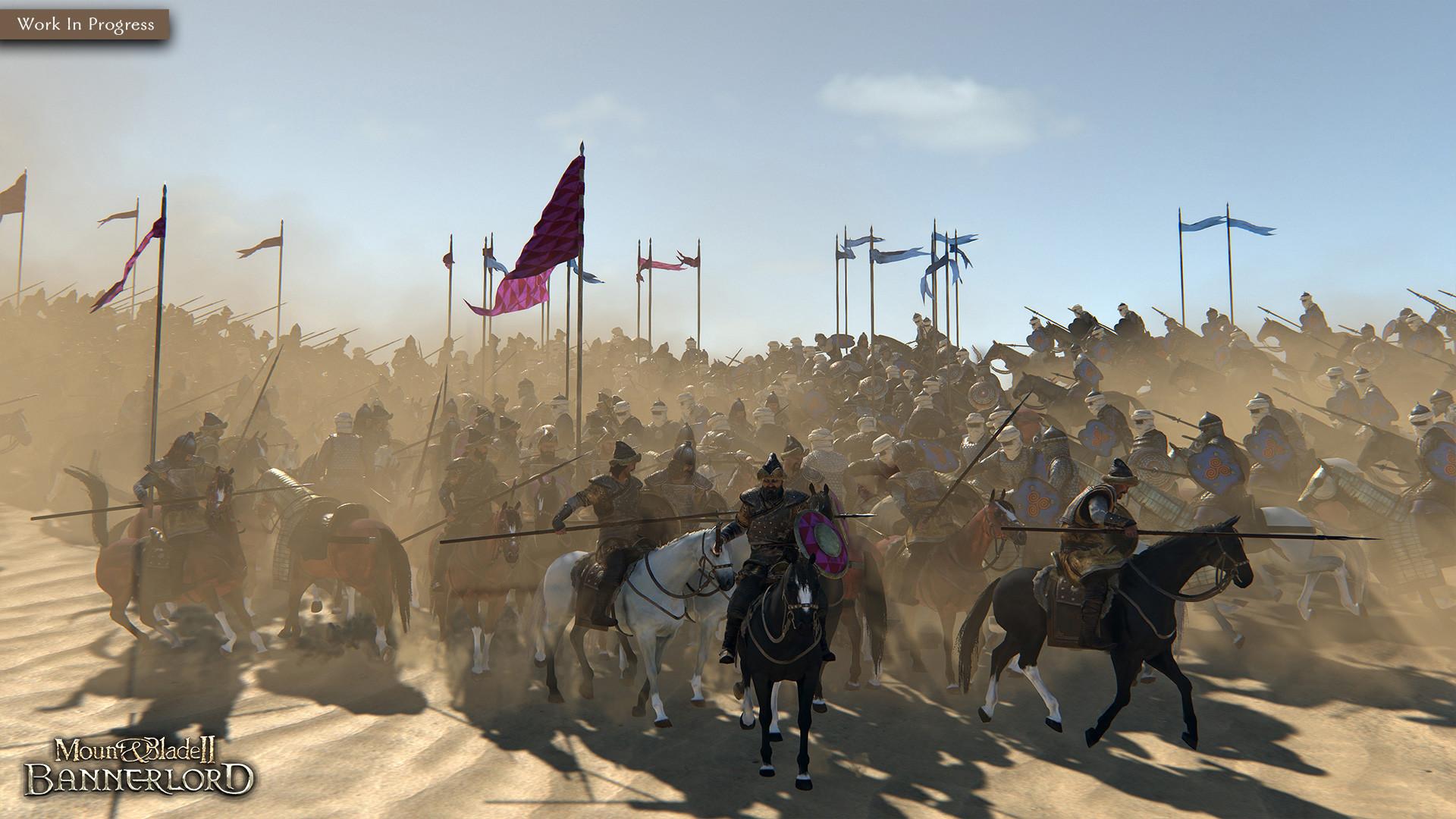 骑马与砍杀2:霸主1.55版插图1