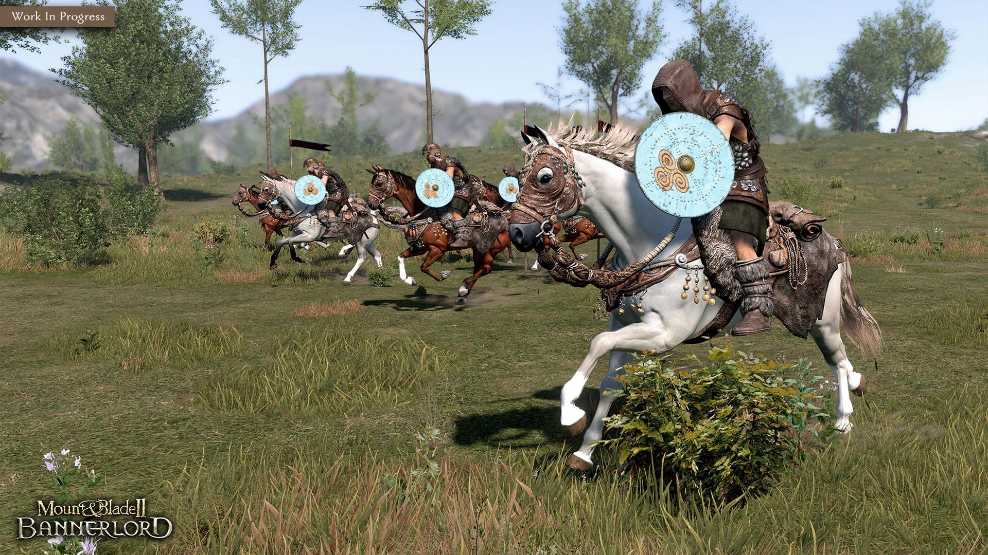 骑马与砍杀2:霸主1.55版插图3