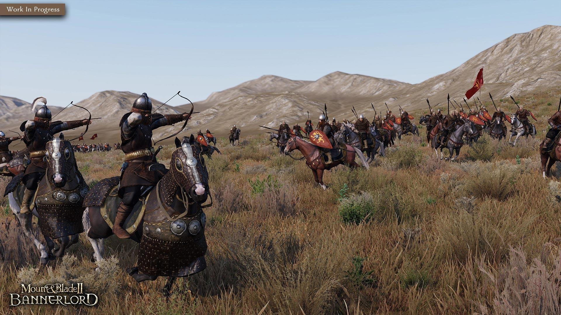 骑马与砍杀2:霸主1.55版插图6