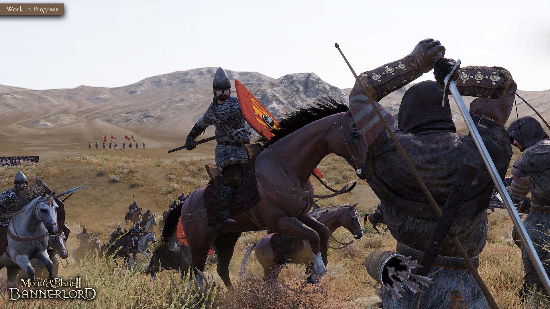 骑马与砍杀2:霸主1.55版插图7