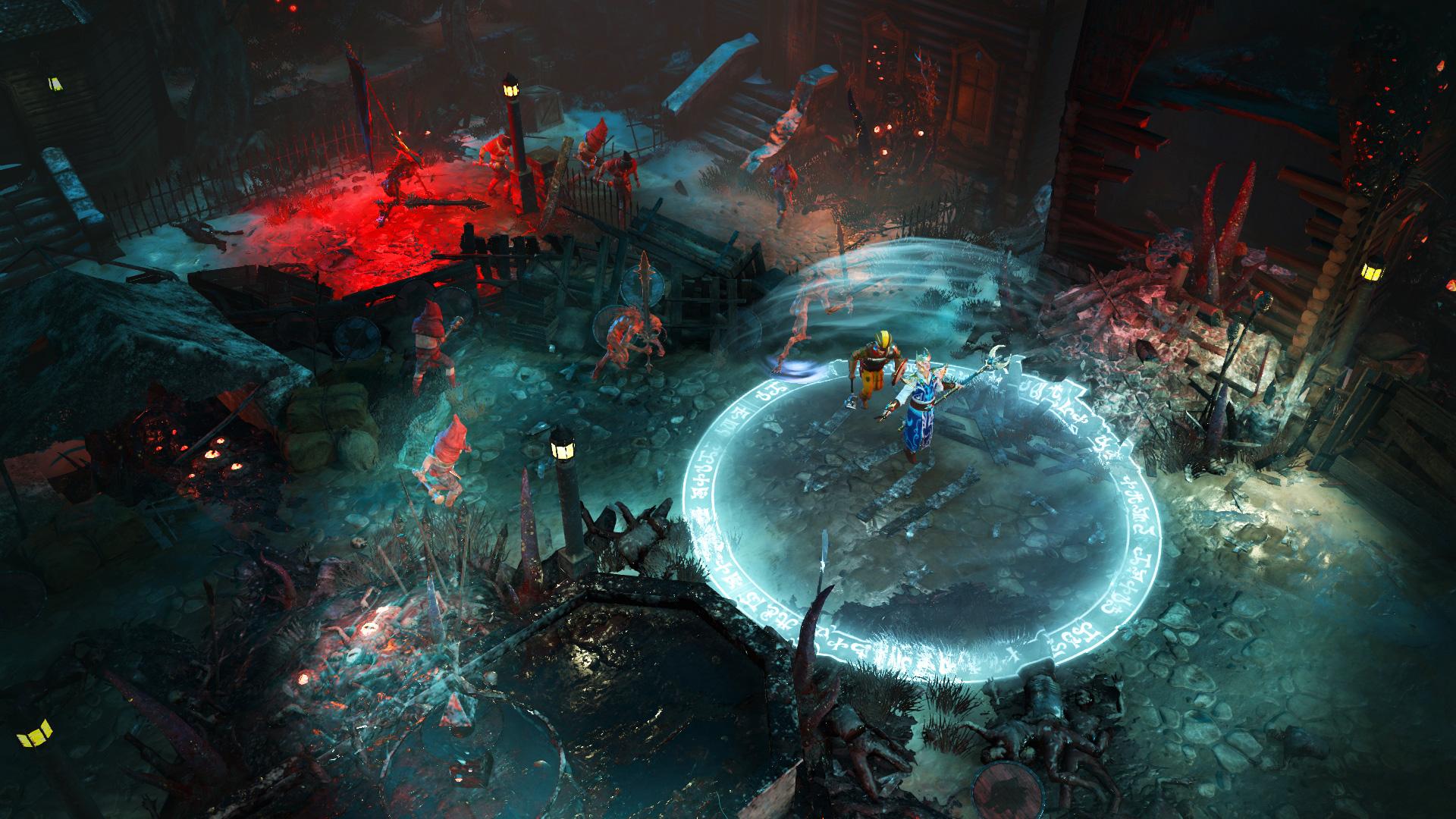 战锤:混沌祸根插图2