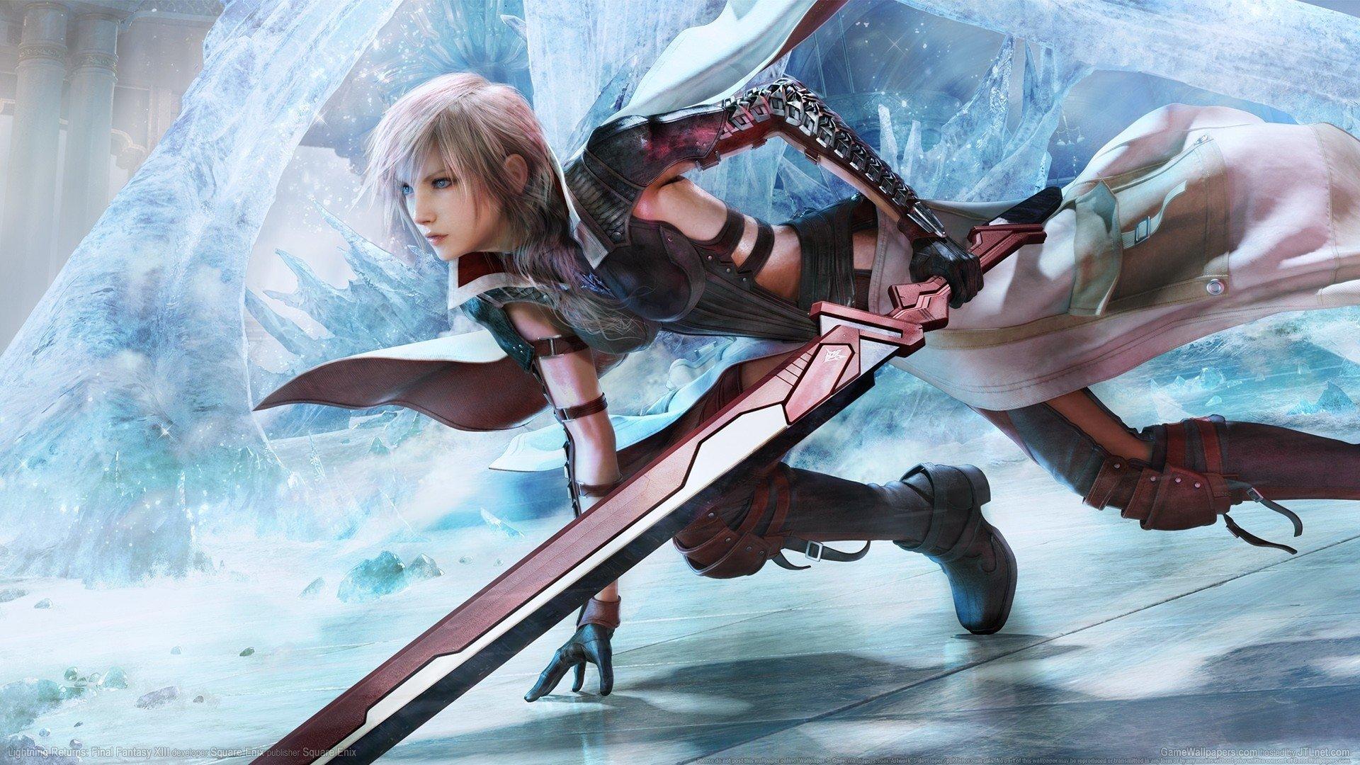 最终幻想13:雷霆归来插图