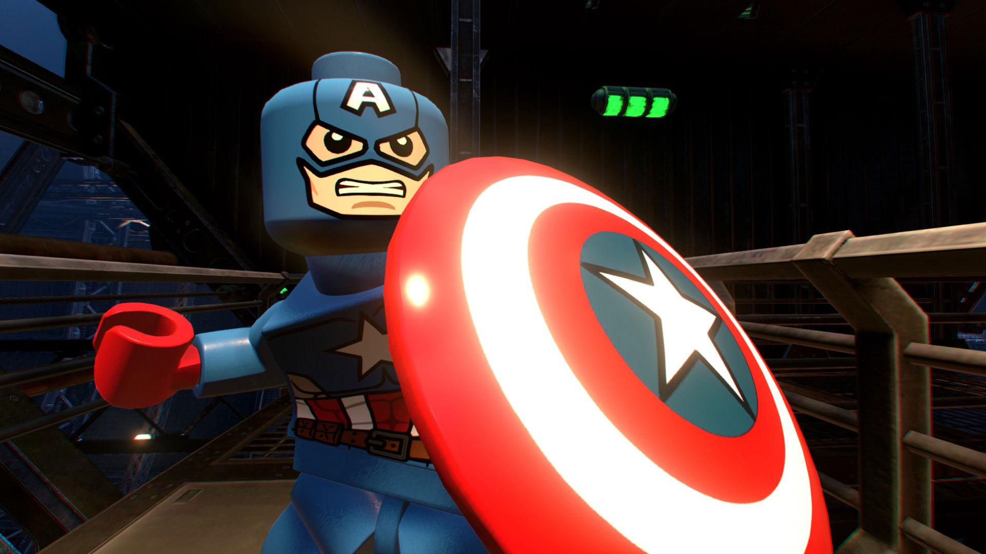 乐高漫威超级英雄2插图1