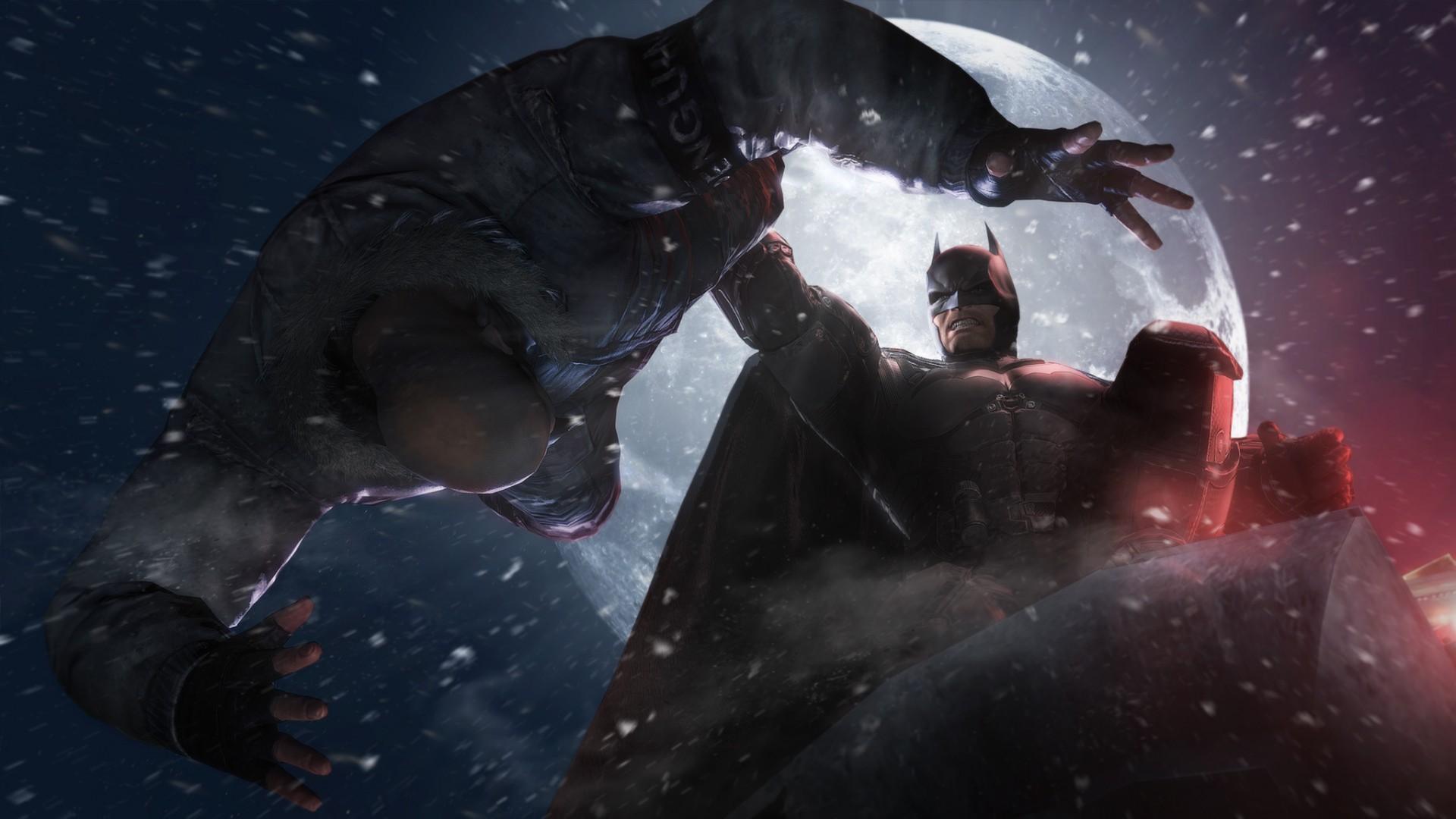 蝙蝠侠:阿甘起源插图2