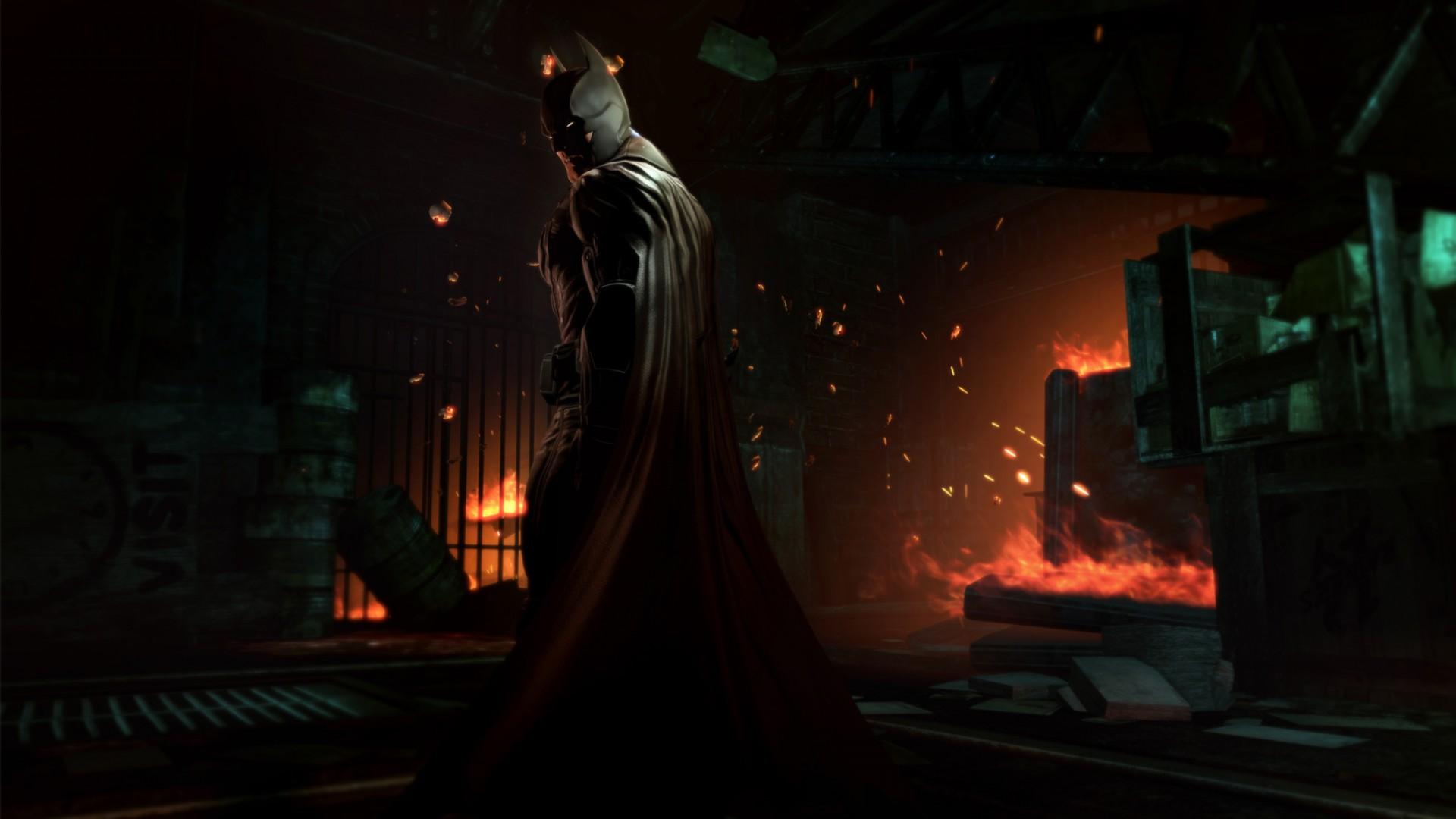 蝙蝠侠:阿甘起源插图3