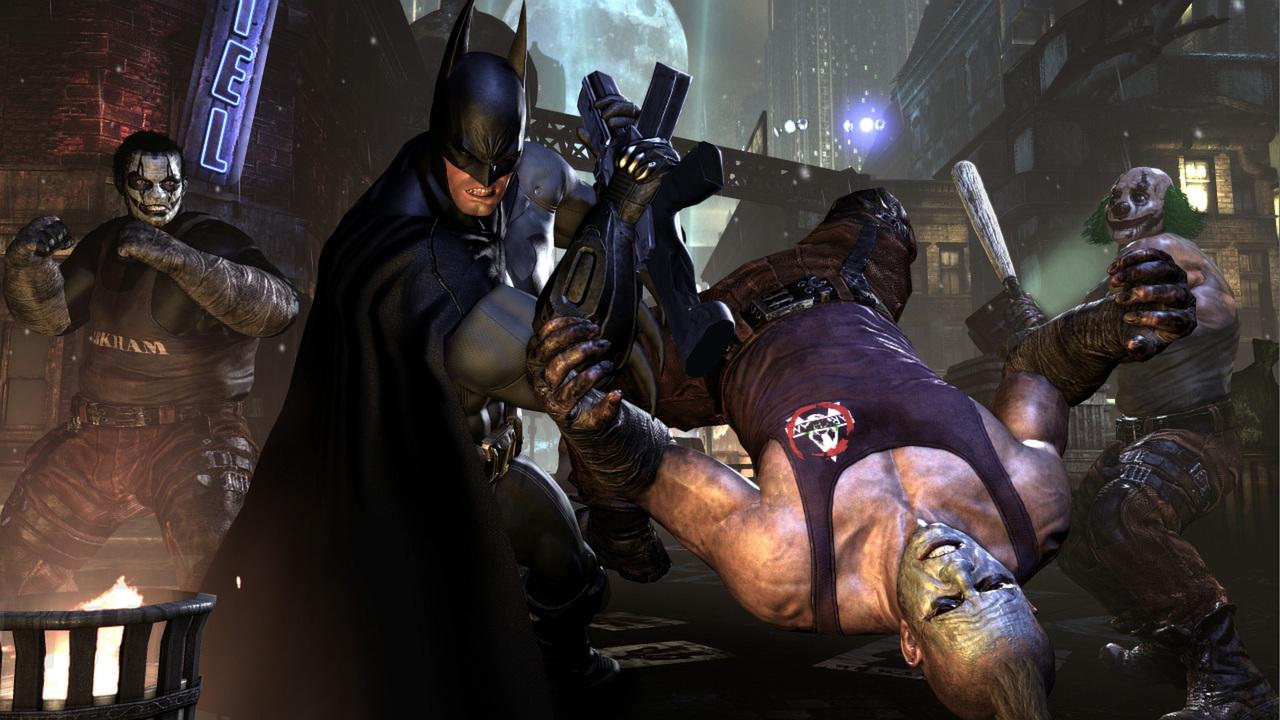 蝙蝠侠:阿甘之城插图