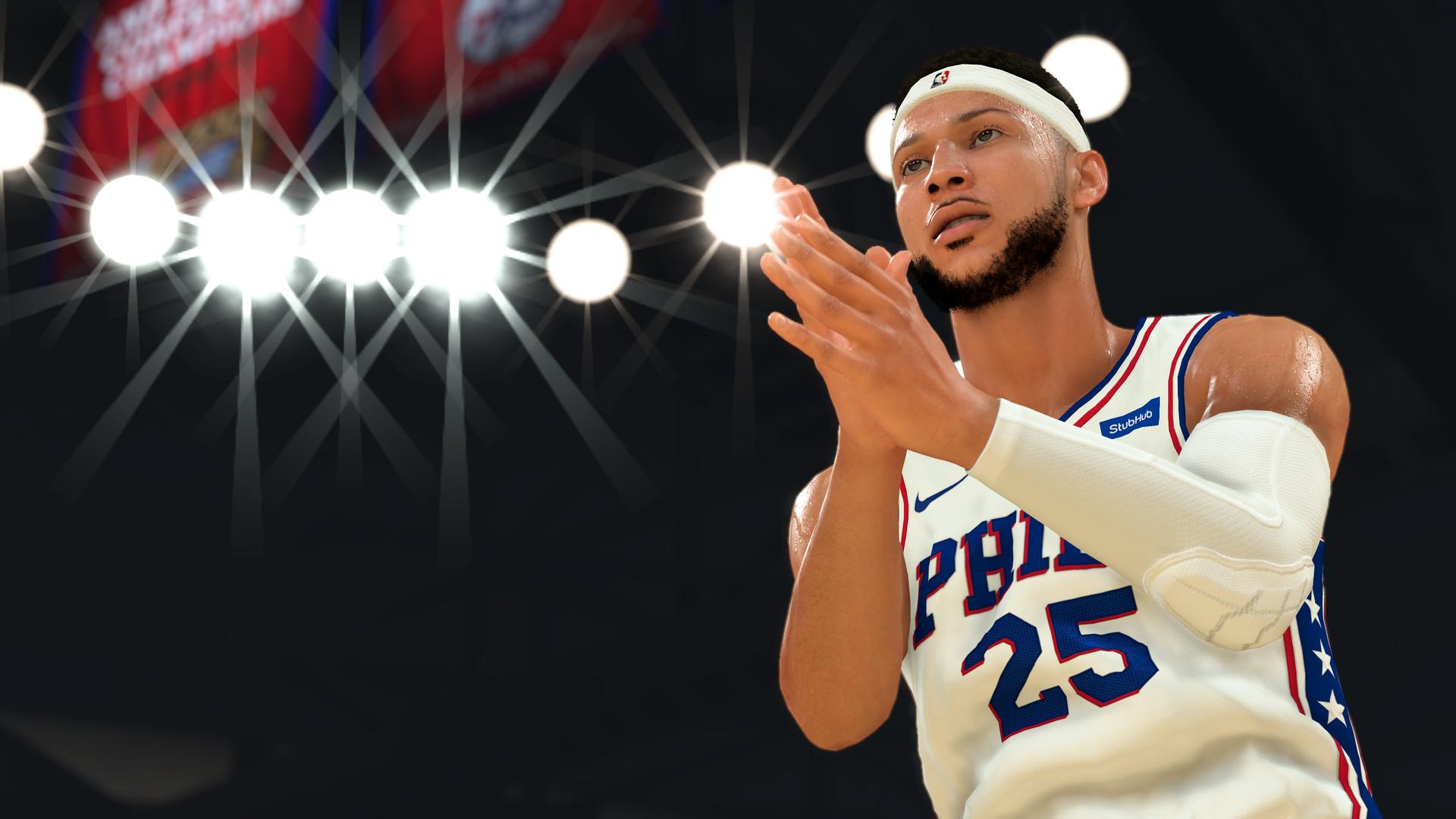 NBA2K20插图3