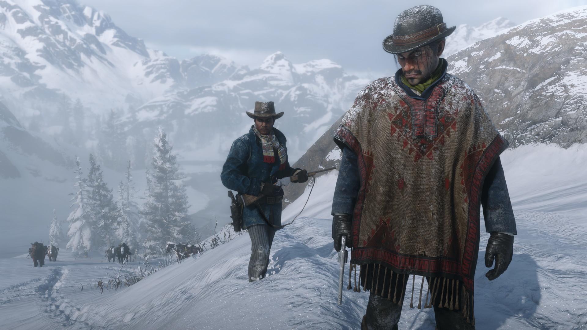 荒野大镖客2/Red Dead Redemption 2(全DLC终极版+更新修复崩溃补丁+送神秘小姐姐补丁)插图5
