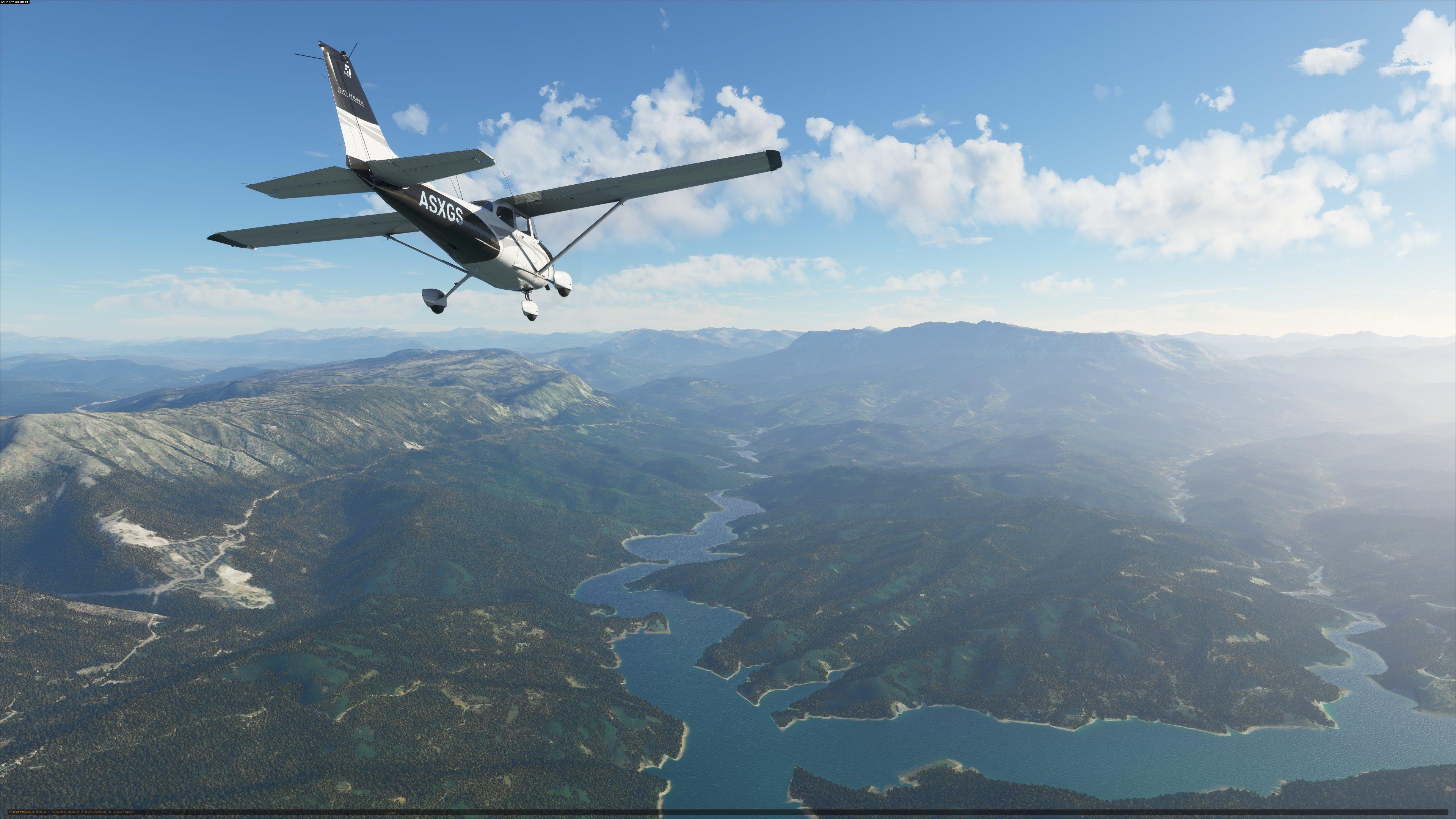 微软飞行模拟2020(此游戏只支持win10)插图1