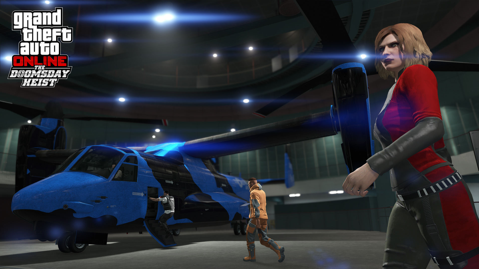 GTA5:外挂版(豪车 美女 飞机 大炮 最强修改器)插图3