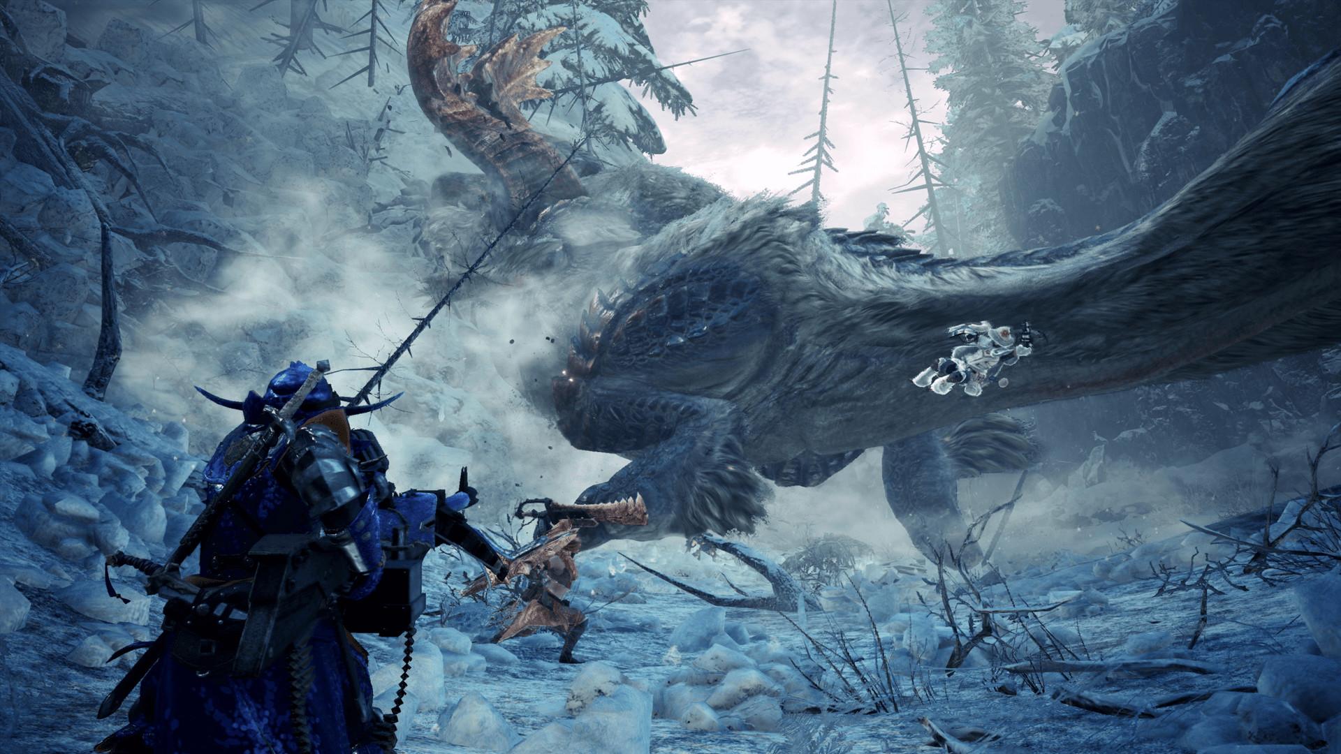 怪物猎人:世界-冰原/Monster Hunter World: Iceborne(V15.11.01-全DLC豪华版+世界定制版)插图5