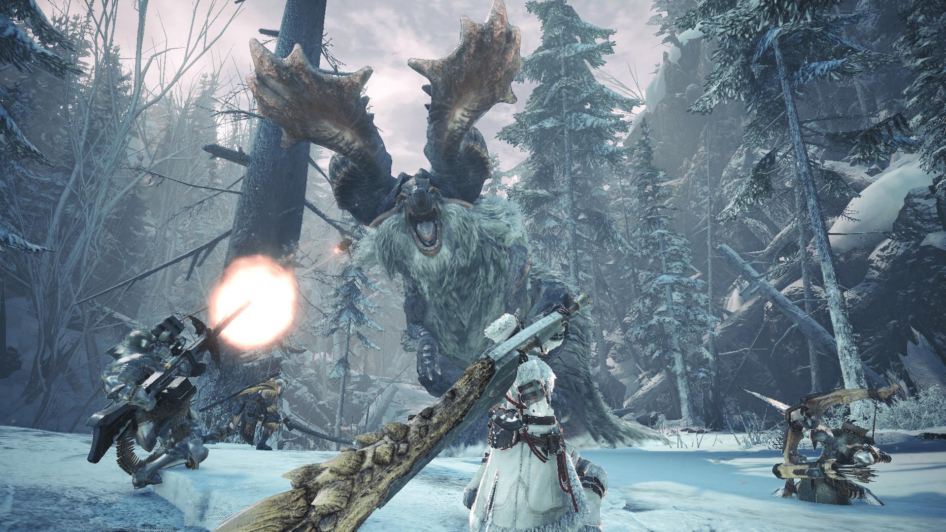 怪物猎人:世界-冰原/Monster Hunter World: Iceborne(V15.11.01-全DLC豪华版+世界定制版)插图7