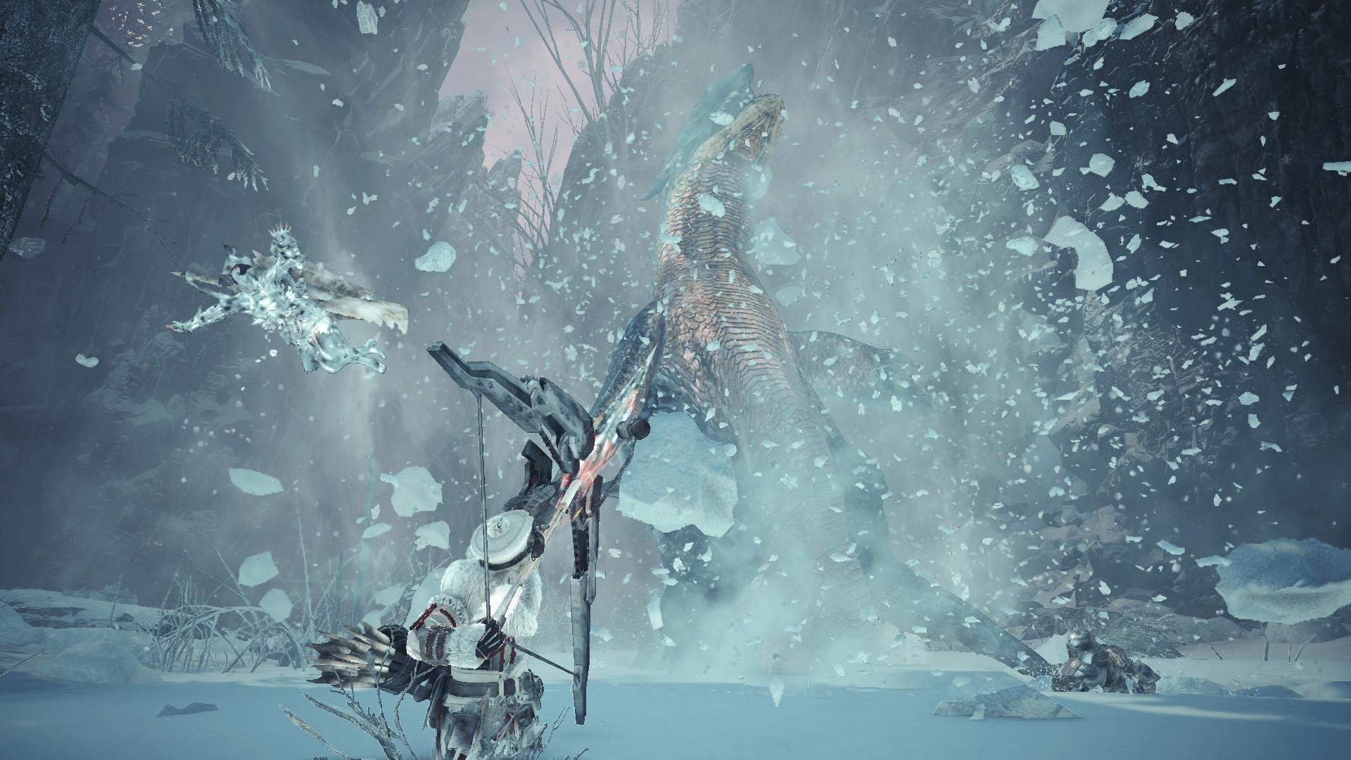 怪物猎人:世界-冰原/Monster Hunter World: Iceborne(V15.11.01-全DLC豪华版+世界定制版)插图8
