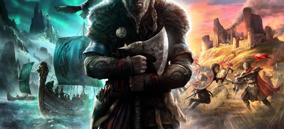刺客信条:英灵殿终极版/Assassins Creed Valhalla(V1.12+DLC-V2修复支持WIN7-8.1)插图9