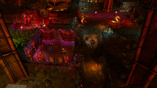地下城:黑暗领主/Dungeons – The Dark Lord插图5