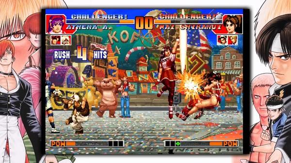 拳皇97:全球对决/The King of Fighters 97 Global Match插图1