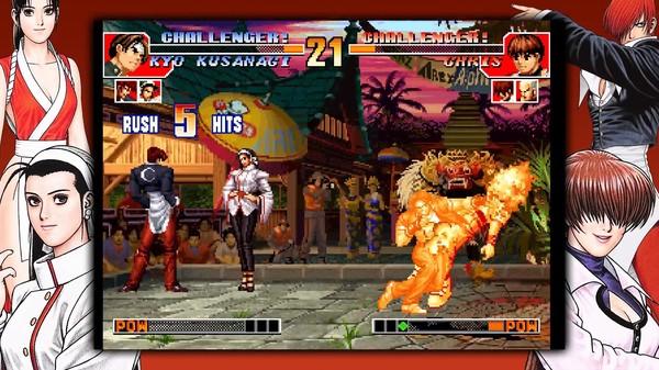 拳皇97:全球对决/The King of Fighters 97 Global Match插图9