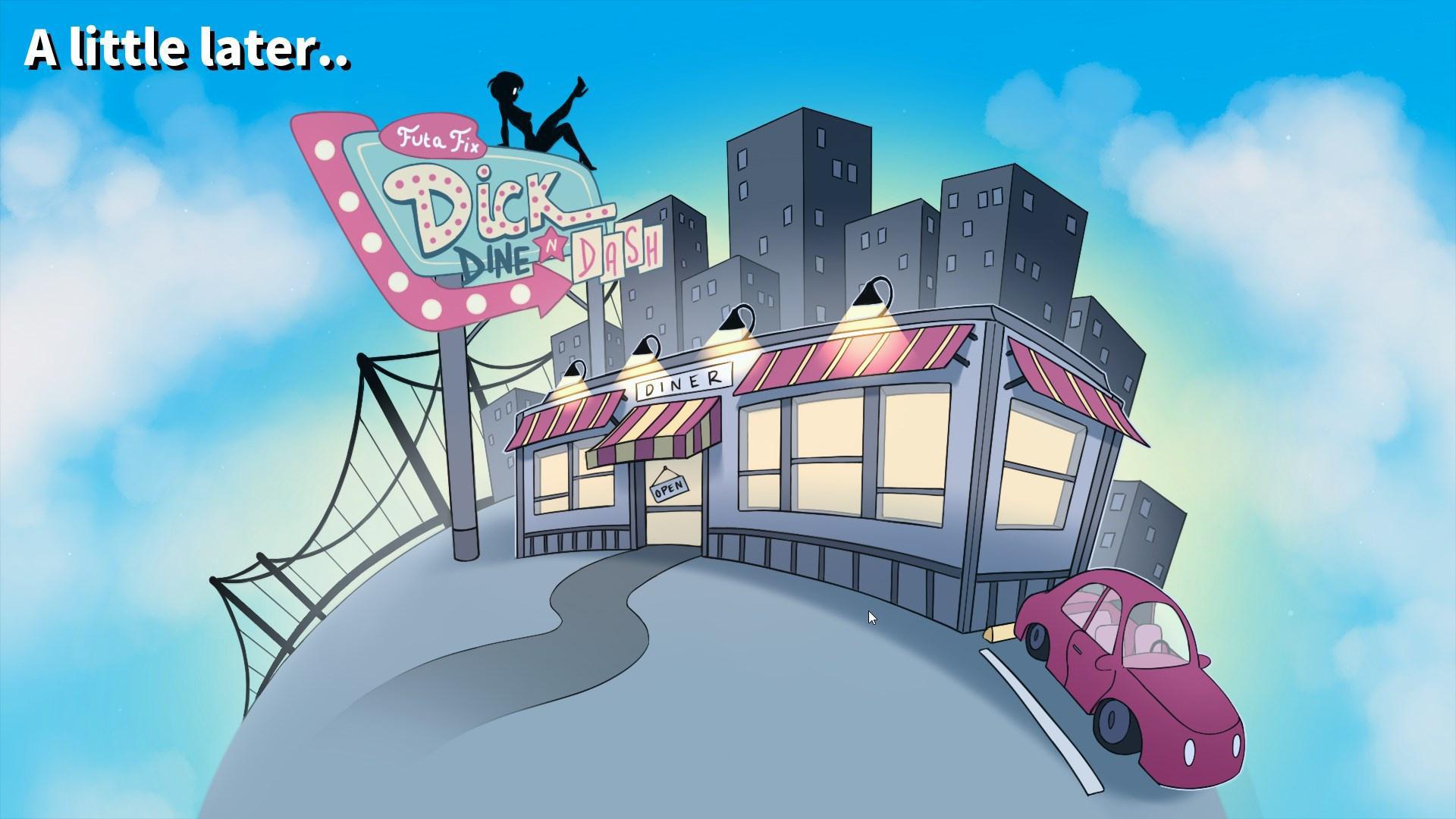 艾米莉与转转餐厅/Futa Fix Dick Dine and Dash插图17
