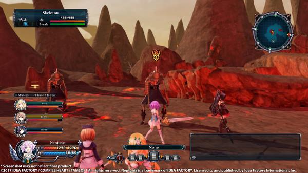 四女神ONLINE:网络次元海王星/Four Goddesses Online: Cyber Dimension Neptune插图3