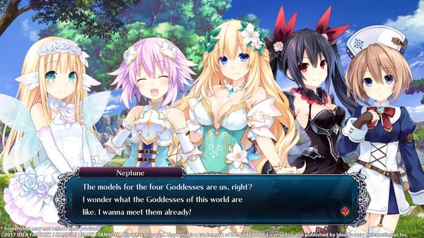 四女神ONLINE:网络次元海王星/Four Goddesses Online: Cyber Dimension Neptune插图5