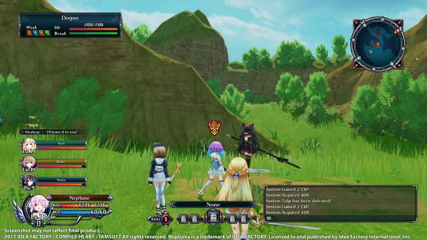 四女神ONLINE:网络次元海王星/Four Goddesses Online: Cyber Dimension Neptune插图7