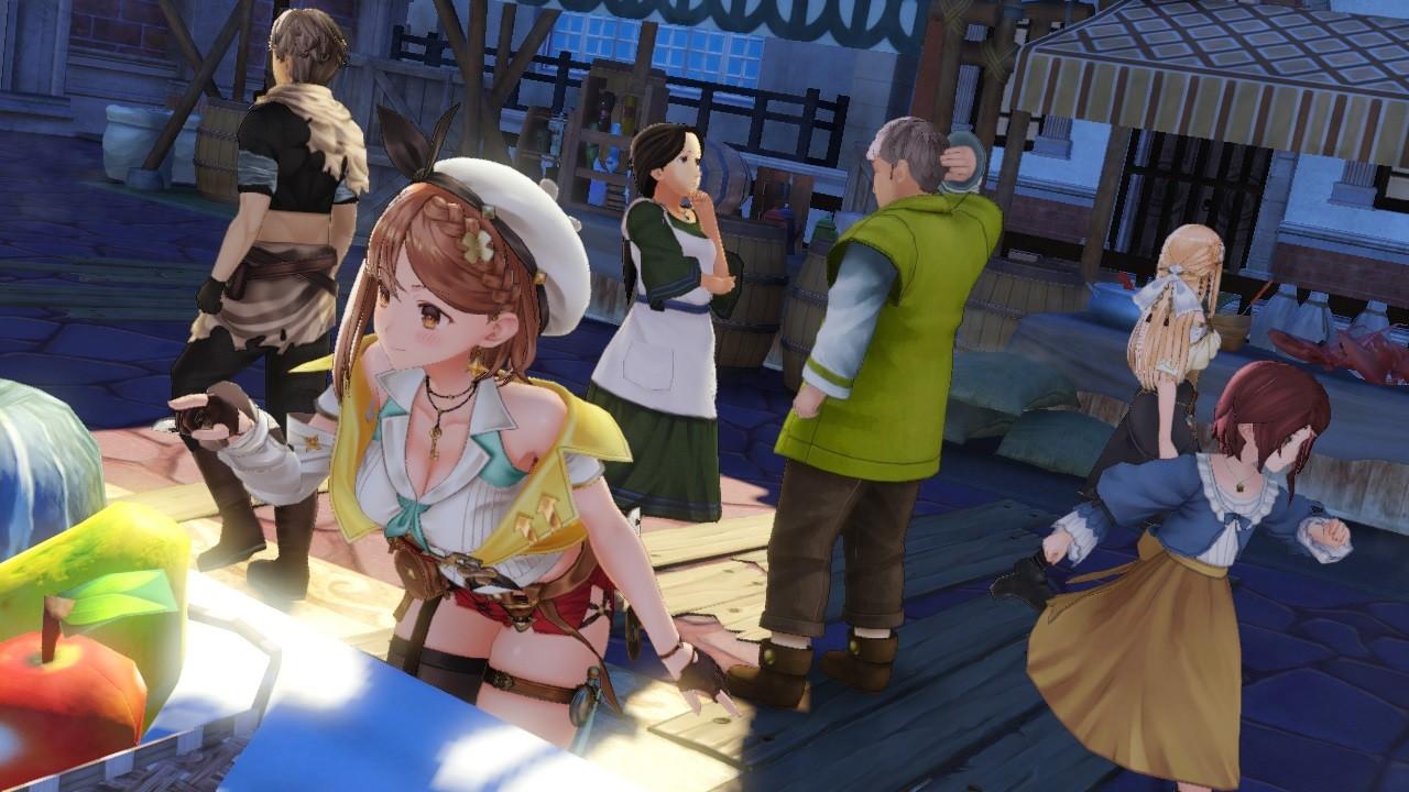 莱莎的炼金工房2:失落传说与秘密妖精(V1.02含DLCs.新增果体清凉MOD)插图19