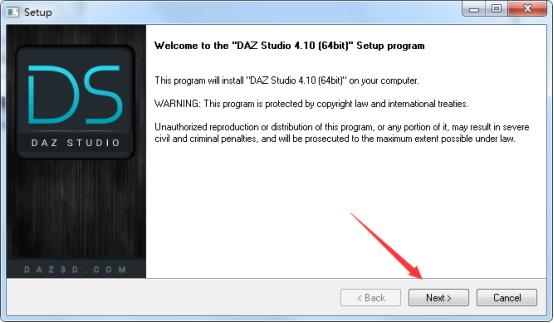 DAZ Studio Pro Edition 4.10.0.107破解版【DAZ Studio 4.1】简体中文破解版插图7