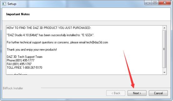 DAZ Studio Pro Edition 4.10.0.107破解版【DAZ Studio 4.1】简体中文破解版插图19