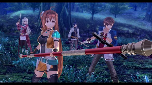 英雄传说:闪之轨迹4(1.11升级档全DLC数字豪华版)插图3