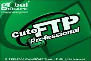 CuteFTP Pro9.0.5官方中文版【CuteFTP9.0.5绿色版】绿色破解版插图1