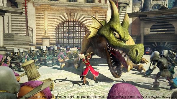 勇者斗恶龙:英雄豪华版/Dragon Quest: Heroes插图3