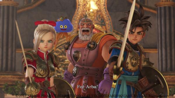 勇者斗恶龙:英雄豪华版/Dragon Quest: Heroes插图5