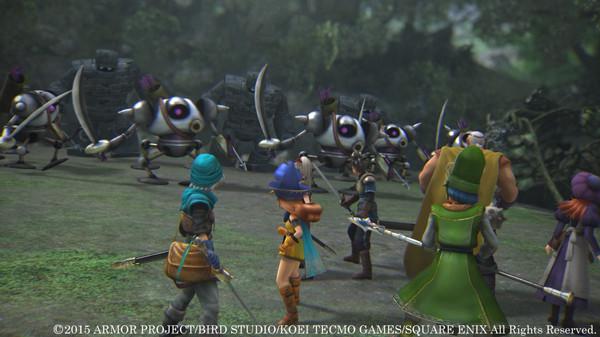 勇者斗恶龙:英雄豪华版/Dragon Quest: Heroes插图9